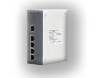 5 portos ipari 10/100 Ethernet switch